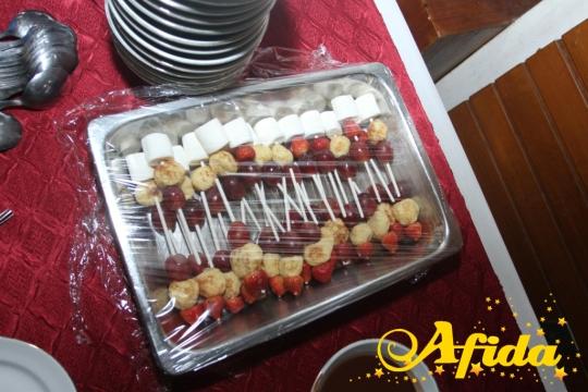 29 Chocolate Fountain (15 Juni 2014 Balai Komando)