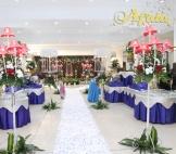 Alur Jalan 2 (16 April 2017, Aula Muzdalifah Islamic Center Bekasi)