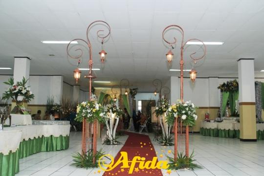 Alur Jalan 2 Aula Muzdalifah Islamic Centre Bekasi