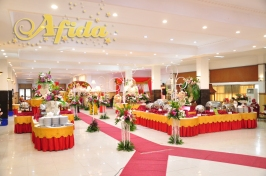 Alur Jalan 5 Aula Muzdalifah Islamic Center Bekasi (16 Juli 2016)
