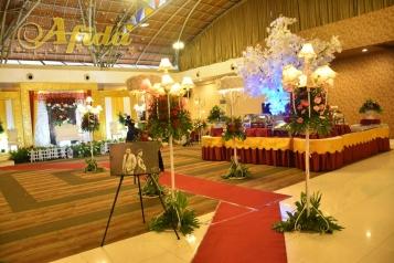Alur Jalan (Kirana Sport Center Indoor, 20 Mei 2017)