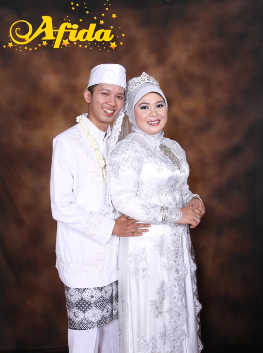 Amallya & Teguh 6 Sept 14 Graha Sativa BULOG