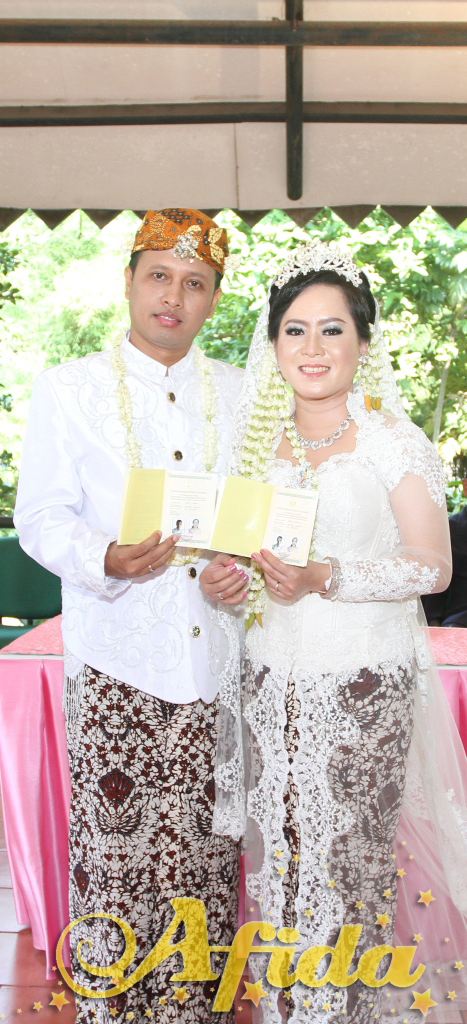 Any & Hanny (PKK Kebagusan 12 April 2015)