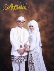 Asih & Alamsyah (Graha Garda Dirgantara 11 April 2015)