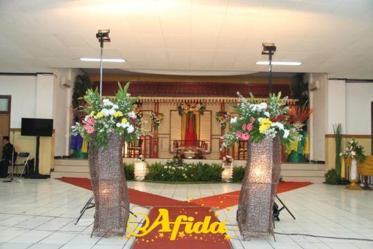 Aula Musdalifah Islamic Center Bekasi Tami & Rahmat Maret 2014