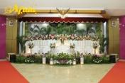 Aula Sudirman Makodam Jaya 14 Sept 2014 (Amalia & Lufti)