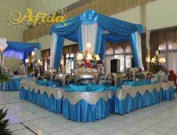Buffe Kotak Aula Arafah Asrama Haji Bekasi 17 Januari 2016
