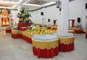 Buffe Panjang 2 Masjid Andalusia Sentul