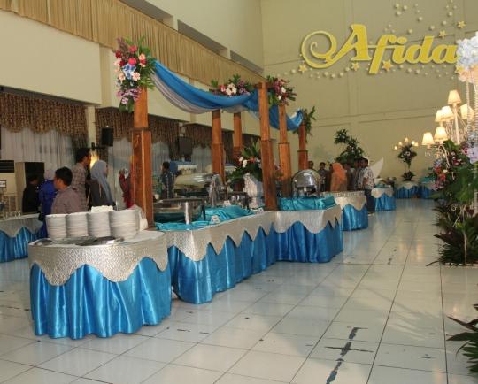 Buffe Panjang Aula Arafah Asrama Haji Bekasi 17 Januari 2016