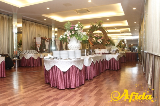 Buffe Panjang Kirana Sport Center 6 Juni 2014