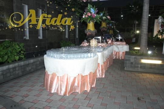 Buffe Panjang Kirana Sport Center (Elsya & Rezky 26 Maret 2016)