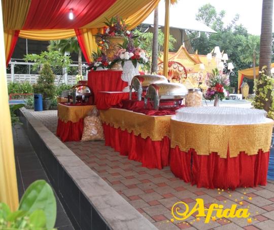 Buffe Panjang Kirana Sport Centre (Outdoor)