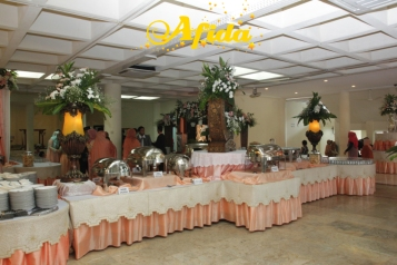 Buffe Panjang Masjid Raya Bintaro Jaya 25-05-2014