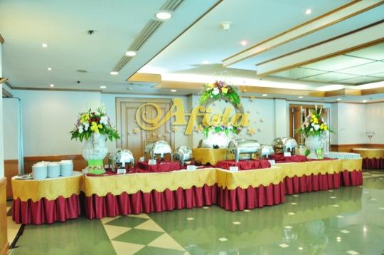 Buffe Panjang Menara Hijau (28 Mei 2016)