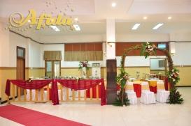 Buffe VIP (Aula Muzdalifah Islamic Center Bekasi 16 Juli 2016)