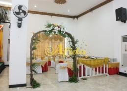 Buffe VIP Masjid Andalusia Sentul