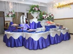 Dessert (16 April 2017, Aula Muzdalifah Islamic Center Bekasi)