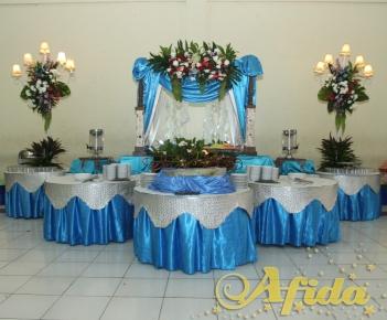 Dessert Aula Arafah Asrama Haji Bekasi 17 Januari 2016