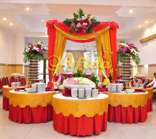 Dessert (Aula Muzdalifah Islamic Center Bekasi 16 Juli 2016)