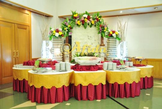 Dessert Menara Hijau (28 Mei 2016)