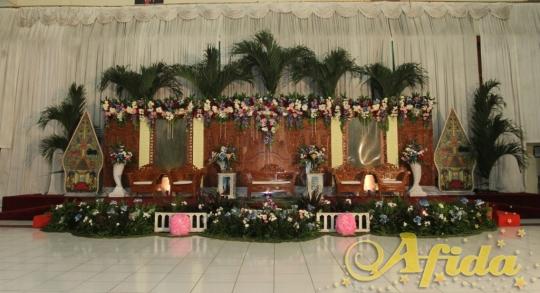 Gebyok Modifikasi Aula Arafah Asrama Haji Bekasi 17 Januari 2016