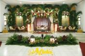 Gebyok Modifikasi Aula Muzdalifah Islamic Centre Bekasi