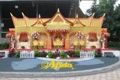 Pelaminan Padang Bagonjong Kirana Sport Centre (Outdoor)