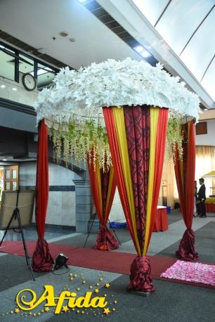 Pergola Dome 2 (Graha Angkasa Pura, 11 Maret 2017)