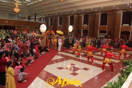 Tarian Padang (15 Juni 2014 Balai Komando)