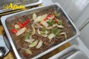Daging Masak Paprika (6 Sept 14 Graha Sativa BULOG)