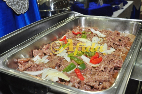Daging Masak Paprika (Balai Komando 24 Juli 2016)