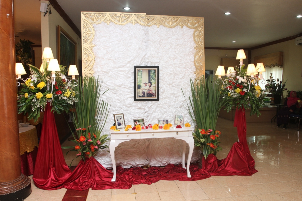 Dekorasi Photo Booth Catering Service Wedding Consultant