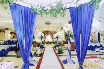 Dekorasi Alur Jalan (Masjid Sunda Kelapa, 3 Desember 2017)