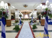 Dekorasi Alur Jalan (Masjid Sunda Kelapa, 3 Desember 2017)4