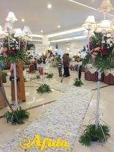 Dekorasi Alur Jalan 2 (Masjid Baiturrahman Cinere, 27 Januari 2018)