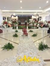 Dekorasi Alur Jalan (Masjid Baiturrahman Cinere, 27 Januari 2018)